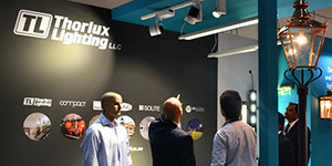 Thorlux Lighting LLC exhibited at Light ME 2014