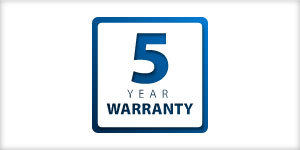 Thorlux 5 Year Warranty